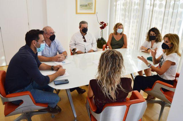 El Ayuntamiento torreño y AMIAB colaborarán en programas especiales de formación profesional y ocupacional para jóvenes - 2, Foto 2