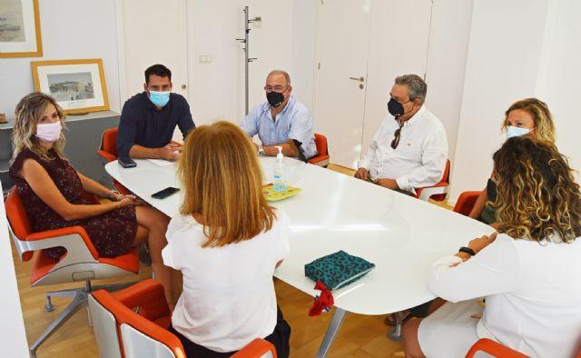 El Ayuntamiento torreño y AMIAB colaborarán en programas especiales de formación profesional y ocupacional para jóvenes - 3, Foto 3