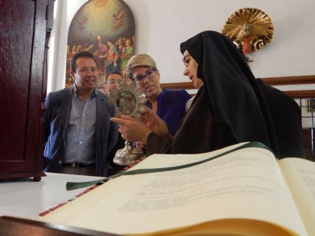 La Santa Espina se exhibirá en el Real Monasterio de la Encarnación de Mula a partir del próximo mes de noviembre - 1, Foto 1