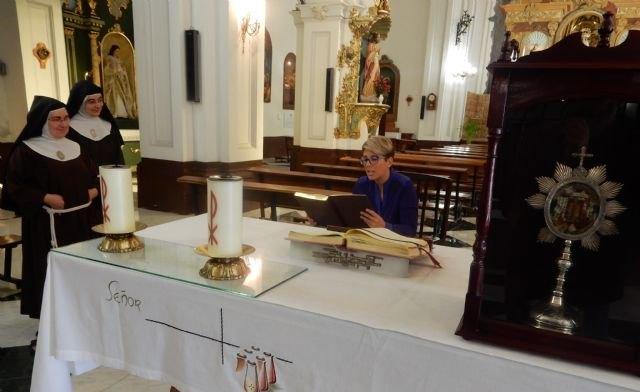 La Santa Espina se exhibirá en el Real Monasterio de la Encarnación de Mula a partir del próximo mes de noviembre - 2, Foto 2