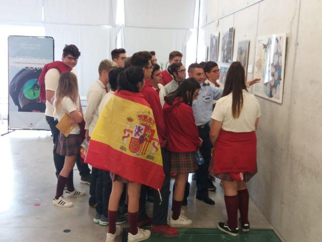 Exposición: Defensa Nacional. La adaptación permanente de las Fuerzas Armadas hasta el 19 de octubre en Torre Pacheco - 1, Foto 1