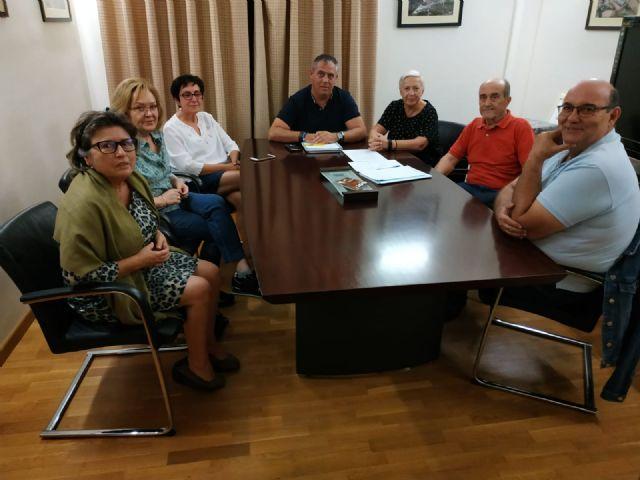 Buena sintonía en la reunión que mantuvo el alcalde con la Plataforma 'Pliego por su cine' - 1, Foto 1
