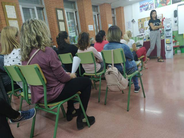 Realizadas en el instituto de Pliego charlas informativas contra el acoso escolar - 1, Foto 1