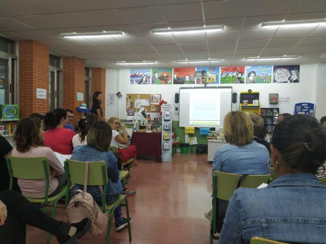 Realizadas en el instituto de Pliego charlas informativas contra el acoso escolar - 2, Foto 2