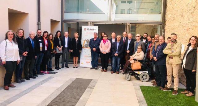 El PPRM pide al Gobierno de Sánchez que desarrolle la Ley del Tercer Sector para amparar a las organizaciones que luchan contra la pobreza