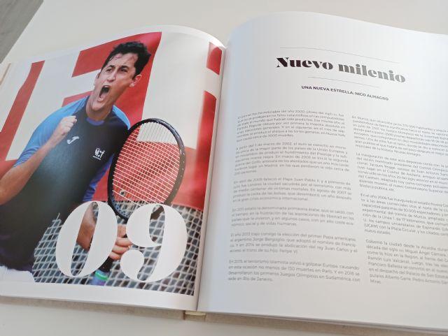 El Real Murcia Club de Tenis 1919 presenta un libro que repasa sus cien años de historia e incluye imágenes inéditas - 3, Foto 3
