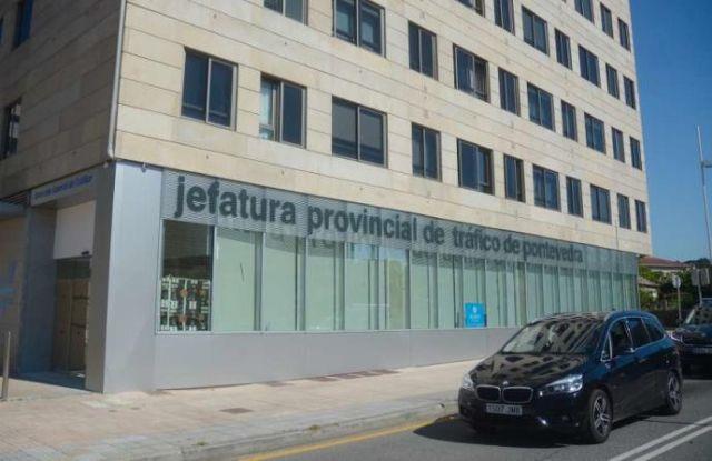 Grupo Control vigilará las oficinas y pistas de exámenes de la Dirección General de Tráfico de Galicia y Asturias - 1, Foto 1