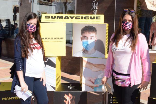 La campaña 'suma y sigue' llega a Mazarrón, Foto 1
