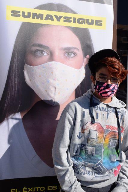 La campaña 'suma y sigue' llega a Mazarrón, Foto 2
