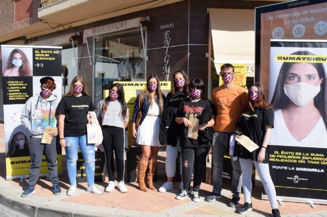 La campaña 'suma y sigue' llega a Mazarrón, Foto 3