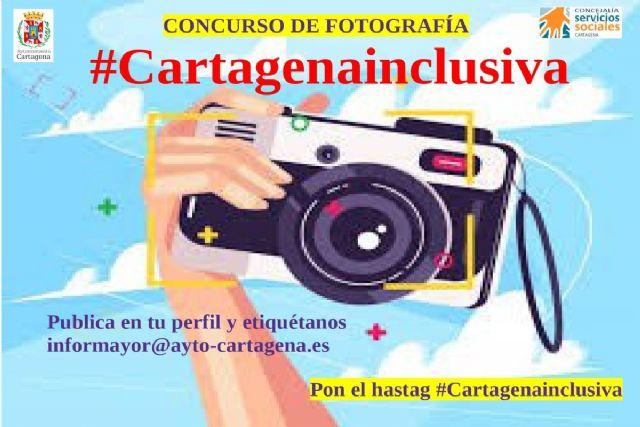 Servicios Sociales organiza el Concurso de Fotografía Online Cartagena por la Inclusión de las personas con discapacidad - 1, Foto 1