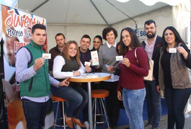 Más de 400 jóvenes lumbrerenses ya tienen el Carné Joven Municipal en su primera semana de funcionamiento - 3, Foto 3