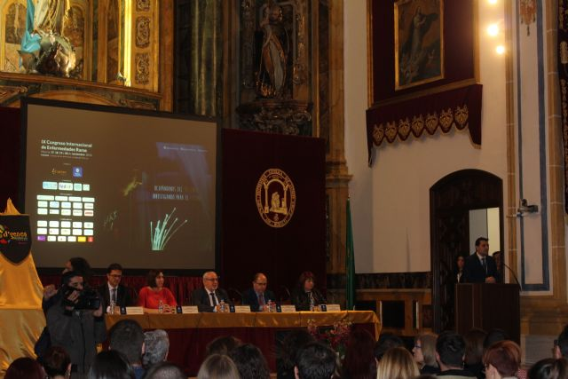 The IX International Congress of Rare Diseases starts with a successful participation