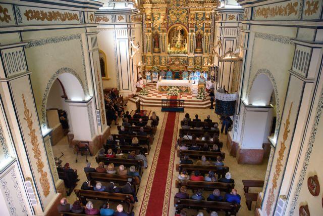 José Manuel Lorca Planes preside la misa solemne del Milagro, Foto 5