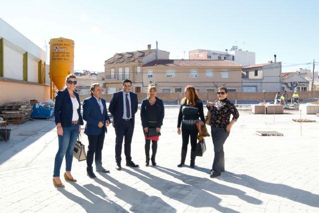 El Director del SEF visita Fortuna - 2, Foto 2