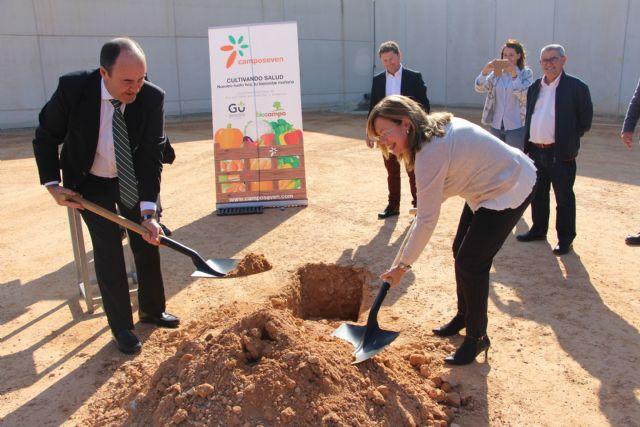 La empresa de agricultura ecológica Camposeven amplía sus instalaciones en San Pedro del Pinatar - 1, Foto 1