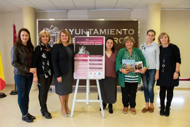 Presentadas las actividades para conmemorar el Día contra la Violencia de Género - 1, Foto 1