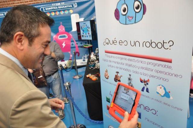 La Feria Tecnológica SICARM visitará de nuevo Alcantarilla la próxima semana - 2, Foto 2