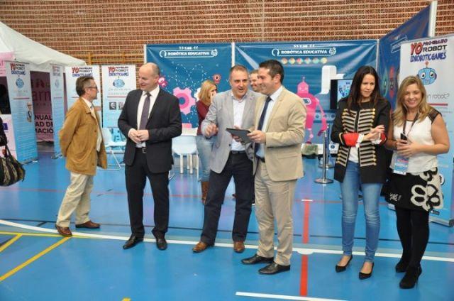 La Feria Tecnológica SICARM visitará de nuevo Alcantarilla la próxima semana - 3, Foto 3