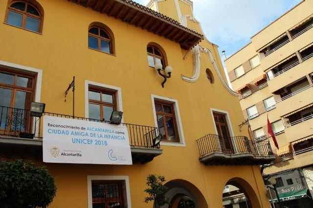 El martes Alcantarilla conmemora con los colegios y los alumnos de 5 años el 20N  Día Internacional del Niñ@ - 1, Foto 1