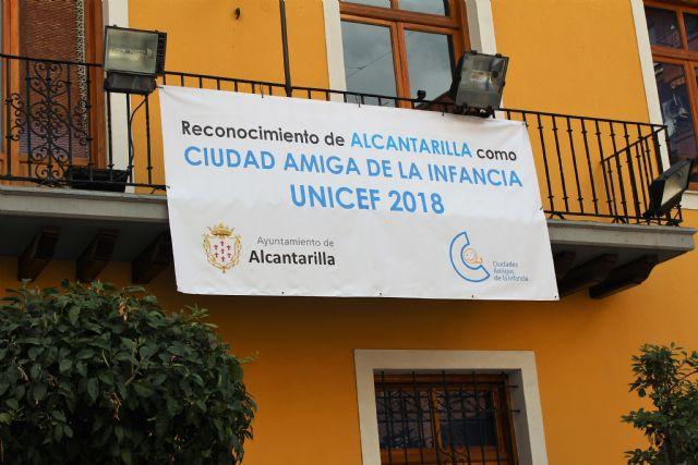 El martes Alcantarilla conmemora con los colegios y los alumnos de 5 años el 20N  Día Internacional del Niñ@ - 3, Foto 3