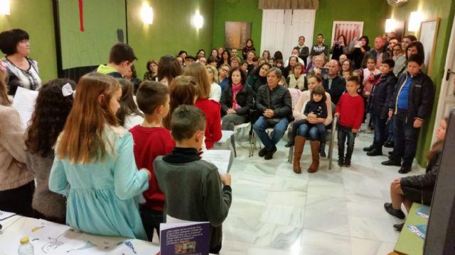'Los Dioses del Olimpo' llegan a Puerto Lumbreras en formato libro - 1, Foto 1