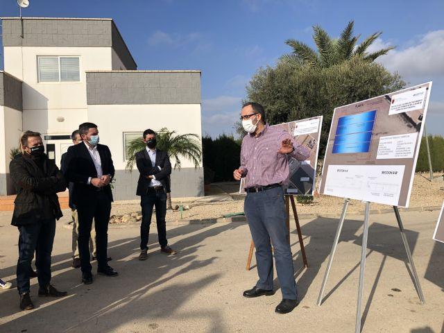 El Gobierno regional inicia la construcción del tanque de tormentas en el municipio de Torre Pacheco con una inversión de 3 millones - 1, Foto 1