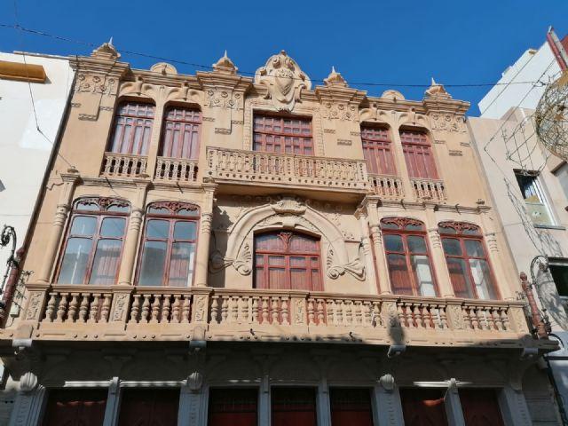 IU Lorca exige la recuperación de la Cámara Agraria para el impulso social, económico y cultural del centro de la ciudad - 1, Foto 1