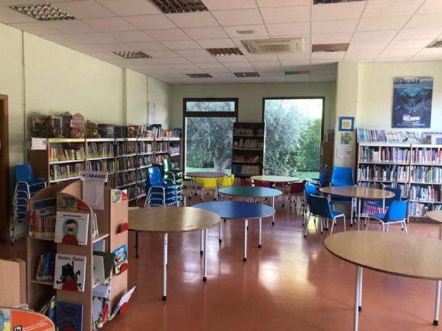 Cultura invierte 6.000 euros en mejoras de equipamiento en la Biblioteca Infantil y Teatro Vico - 1, Foto 1