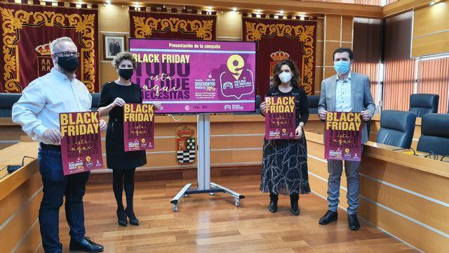 El Ayuntamiento de Molina de Segura pone en marcha la campaña de comunicación BLACK FRIDAY 2020 para promocionar el comercio minorista local - 2, Foto 2