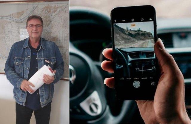 Saorín: Las sanciones de la nueva ley de tráfico serán más duras con el uso de móviles - 1, Foto 1