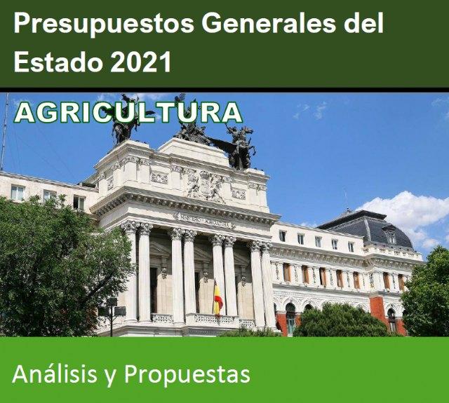 Unión de Uniones lamenta que el presupuesto del Ministerio de Agricultura no haya crecido en la misma proporción que el resto - 1, Foto 1