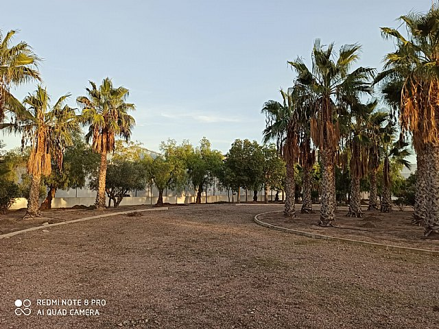 The gardens of the Industrial Park: spaces to be revalued, Foto 1