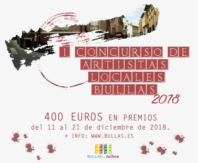 I Concurso Artistas Locales - 1, Foto 1