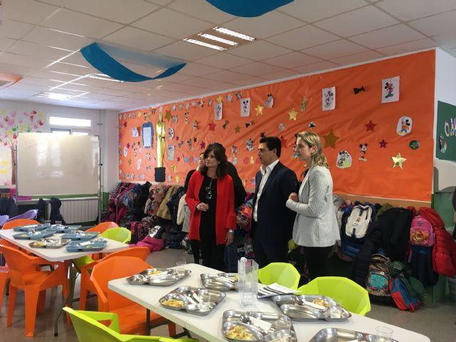 El Ayuntamiento invierte más de 24.000 euros en la compra y puesta en marcha de la cocina del CEIP El Recuerdo - 3, Foto 3