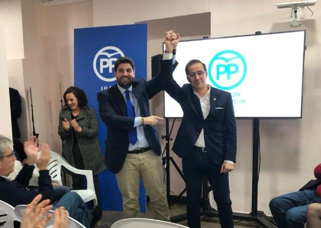 López Miras: Pedro Sánchez tiene que aplicar ya el artículo 155 en Cataluña y garantizar el cumplimiento de la Constitución Española - 1, Foto 1
