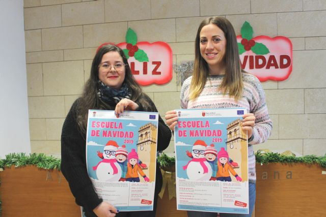 "The Christmas School, work and family reconciliation program promoted by ""El Candil"", will be held from December 23 to January 3, with a total of 100 seats"