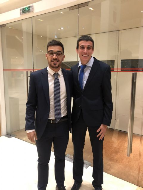 Mariano García y Jaime Martínez Morga, protagonistas en la Gala del Deporte de este año - 1, Foto 1