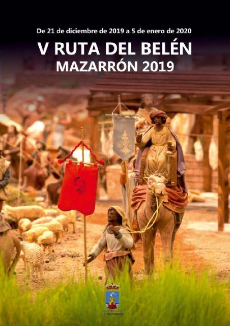 La V ruta del Belén arranca este sábado con la participación de 8 exposiciones en Mazarrón y Puerto, Foto 2