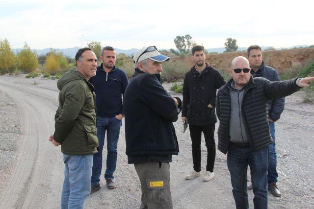 El Ayuntamiento de Puerto Lumbreras solicita a la Confederación Hidrográfica del Segura el arreglo de la Rambla del Murciano tras los desperfectos de la DANA - 2, Foto 2