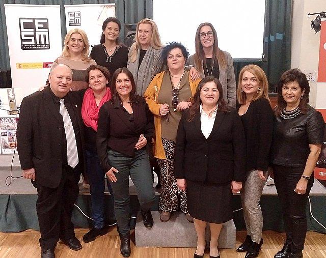 """Directoras y directivas de sociedades musicales reivindican una mayor presencia de la mujer """"todo el año"""" y no solo el 8 de marzo - 1, Foto 1"""