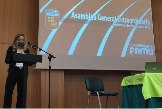 Pruden Guerrero, vocal de la Junta Directiva RFEA 2021-2024 y presidenta de la Comisión Mujer y Atletismo - 1, Foto 1