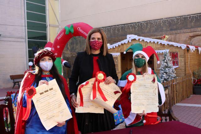 La Alcaldesa de Archena firma el contrato de la Navidad - 1, Foto 1