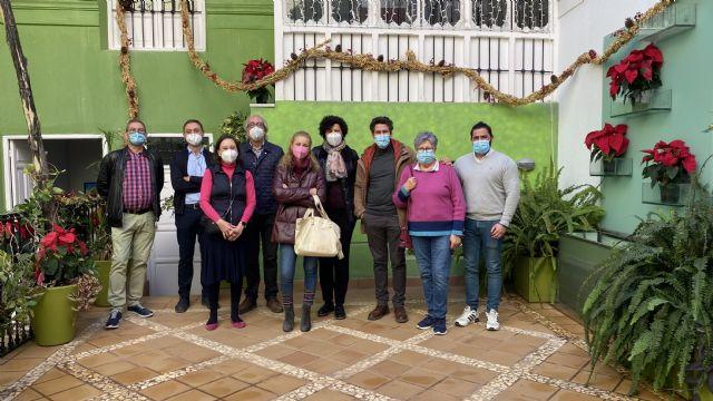 El Ayuntamiento de Puerto Lumbreras reparte mascarillas gratuitas para los mayores de 65 años a través de las farmacias del municipio - 2, Foto 2
