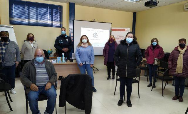Fin charlas programa empleo Cáritas y Cruz Roja - 1, Foto 1