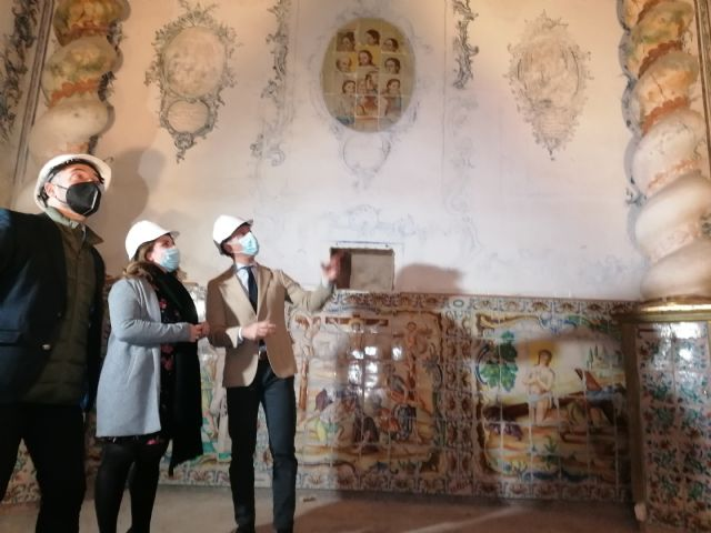Cultura invierte 225.000 euros en rehabilitar la Iglesia de San Francisco de Yecla - 2, Foto 2