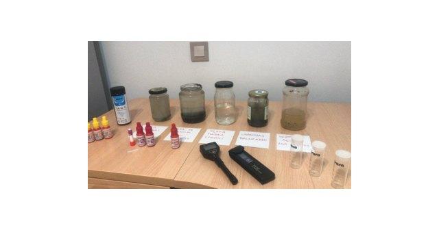 Análisis de nutrientes en el Mar Menor desde octubre de 2019 - 2, Foto 2