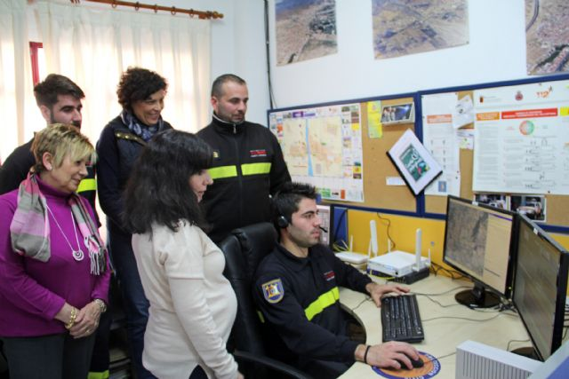 Protección Civil de Puerto Lumbreras se forma para mejorar la atención a los ciudadanos en caso de emergencia - 1, Foto 1