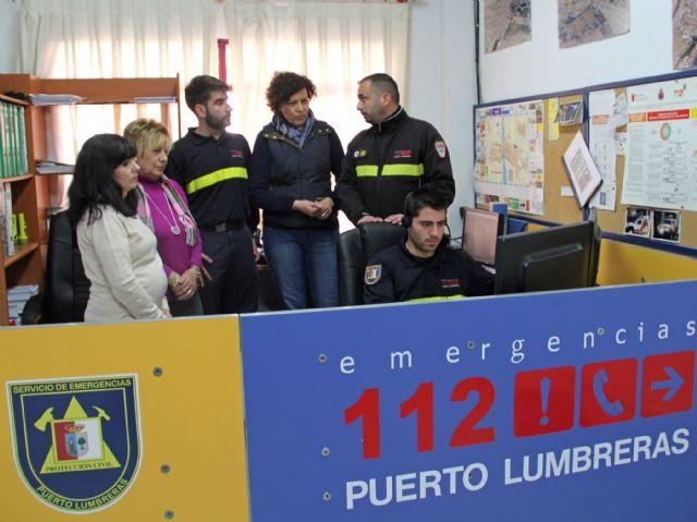 Protección Civil de Puerto Lumbreras se forma para mejorar la atención a los ciudadanos en caso de emergencia - 2, Foto 2