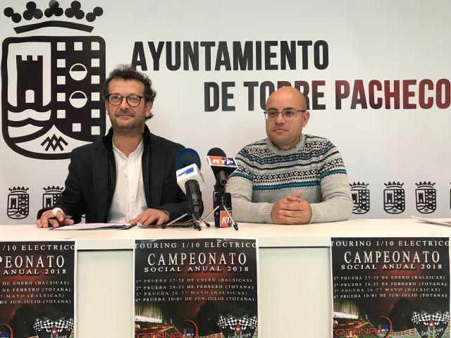 La primera prueba del Campeonato Social Anual se celebra el 27 y 28 de enero en Balsicas - 1, Foto 1